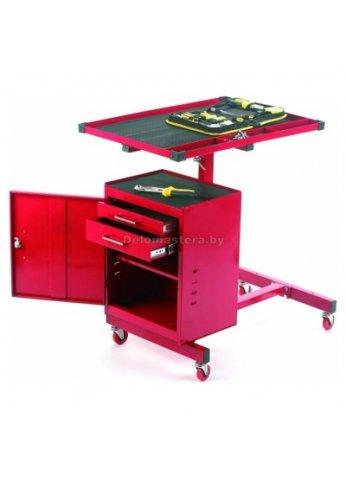 Подставка выдвижная с ящиком для инструмента BIG RED (br-TC304C)