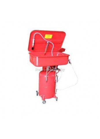 Ящик для воздушной очистки деталей (в комплекте с баллоном) BIG RED (br-TRG4502)