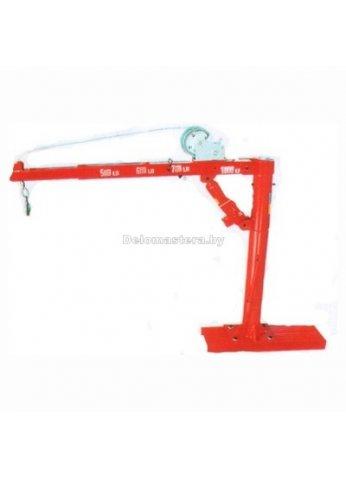 Кран гидравлический, 0,5т BIG RED (br-TR2108)