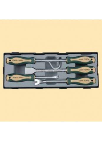 Набор для снятия обшивки салона а/м 5пр. в лотке FORCE (force-T905M2)