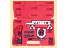 Набор для развальцовки труб метрический (адаптеры 4, 6, 8, 10, 12, 14, 16мм) FORCE (force-656M)