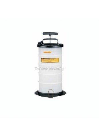 Насос для выкачивания жидкостей через щуп ручной 10л Forsage (frs-JS-701)