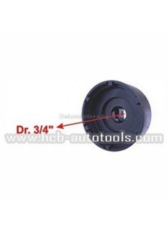 """Спецключ для передней ступицы MAN (3/4"""", Н60, 80.5мм) HCB"""