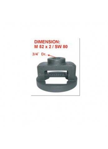 Спецключ для ступичной гайки оси BPW 12т HCB (hcb-A1171)