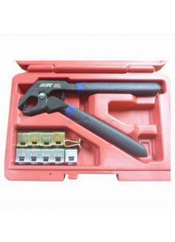 Клещи для кузовных работ в комплекте со скобами JTC (JTC-2557)