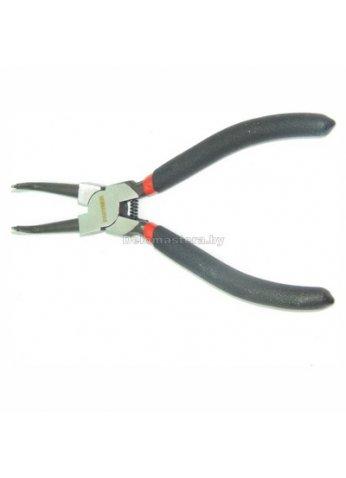 Щипцы для снятия стопорных колец изогнутые на разжим 230мм Partner