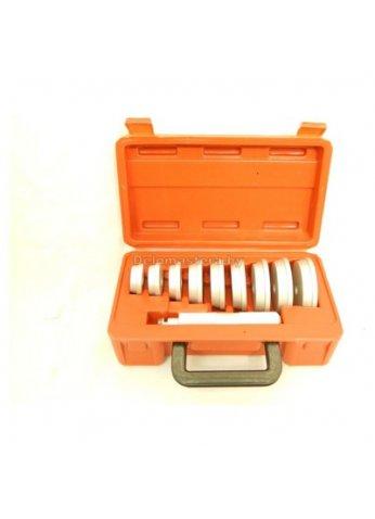 Набор алюминевых оправок для запрессовки сальников PARTNER (prt-PA-0638)