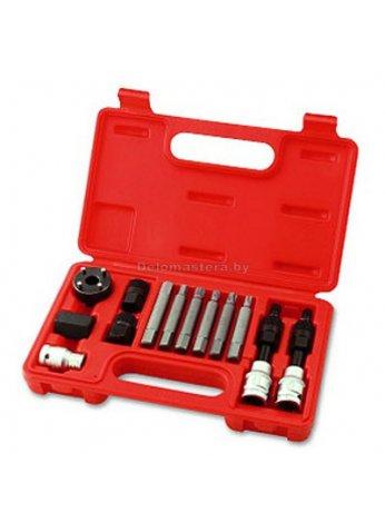 Набор для снятия шкивов генераторов 13пр.TOPTUL (TP-JGAI1301)