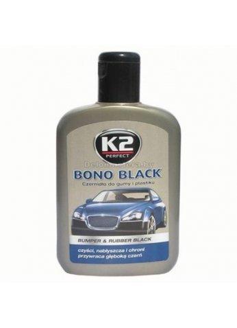 Полироль для черных бамперов 200мл (флакон) K2