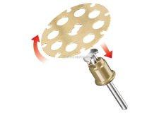 Отрезной круг для древесины Dremel EZ SpeedClic (SC544) (2615S544JB)