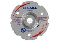 ДИСК ОТРЕЗНОЙ МЕТ.ВОГНУТЫЙ Dremel (DSM 600) 1шт дер./пластик (2615S600JA)