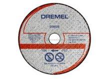 ДИСК ОТРЕЗНОЙ / КОРУНД Dremel (DSM 520) 2шт кирпич/гипсокартон (2615S520JA)