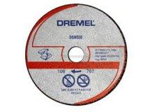 ДИСК ОТРЕЗНОЙ / КОРУНД Dremel (DSM 510) 3шт металл/пластик (2615S510JA)