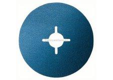Фибровый шлифкруг 125мм К60 д/мет. (Bosch) (2608608096) (2608606733)
