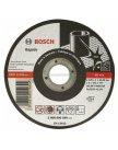 Отрезной круг, прямой, по нержавеющей стали - Rapido Standard Bosch Professional 125х1 мм 2608600549 ГЕРМАНИЯ