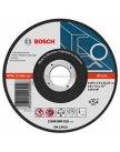 Отрезной круг, прямой, по металлу Bosch Professional 125х1,6х22мм д/мет 2608600219