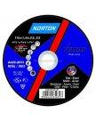 Отрезной круг 125х1,6х22,2мм д/мет NOR-Vulcan (NORTON) (66252925434)