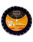 Алмазный круг 350х20/25,4мм бетон STARTUL PROFI (ST5051-350)