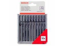 Набор пилок для лобзика 10шт Т-серия Bosch (2607010146) ШВЕЙЦАРИЯ