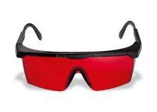 Очки для наблюдения за лазерным лучом (цвет красный) Bosch Professional 1608M0005B